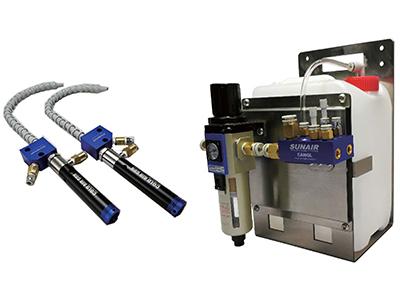 VAC超低温微量润滑系统