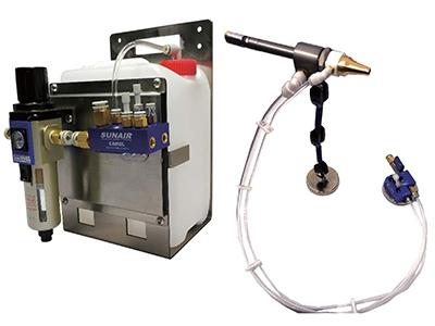 VACA直接式超低温微量润滑