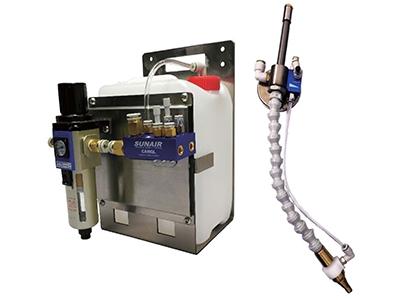VACC超低温微量润滑系统